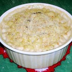 Photo of Creamy Mushroom Macaroni by BABY1