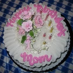 My Birthday Cake