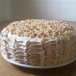 Photo of Burnt Sugar Cake II by Lynn
