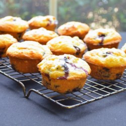 chef johns blueberry muffins printer friendly