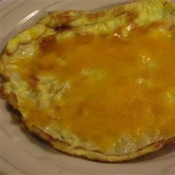 Egg Flipped Over Recipe
