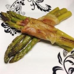 Instant Pot® Prosciutto-Wrapped Asparagus