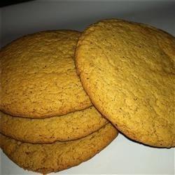 Molasses Cookies V