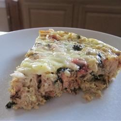 Salmon and Swiss Chard Quiche photo by Jessica Paige - Allrecipes.com ...