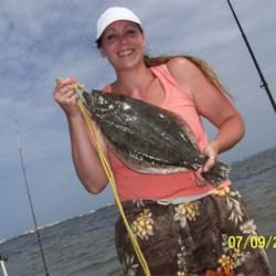 Fresh Florida Flounder