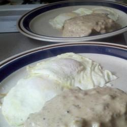 Gluten & Dairy Free Chix-Fried Steak 'n' Eggs