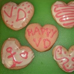 Valentine's Day Cookies!