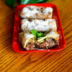 Chocolate Chimichangas to Die For!