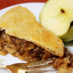 Caramel Apple Pie II Recipe