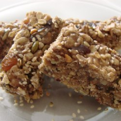 Rice Cereal Energy Bars Recipe