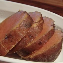 Photo of Honeyed Sweet Potatoes by Chelsea