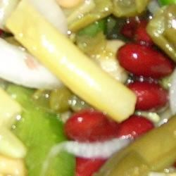 Four Bean Salad Recipe