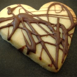 Choco Shortbreads Recipe