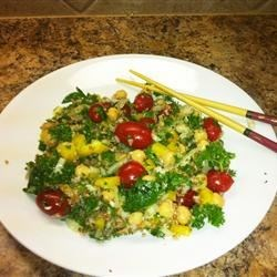 White Bean Tabbouleh Recipe
