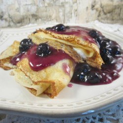 Swedish Cream Cheese Crepes