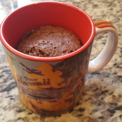 Paleo Chocolate Lover's Mug Cake