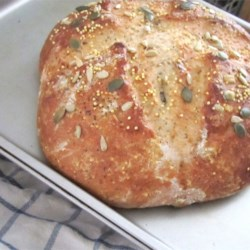 Seeduction Bread Recipe