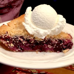 Marry-Me Blueberry Pie