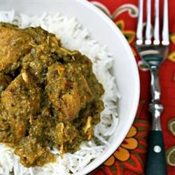 Jonagold's Chicken Vindaloo Recipe