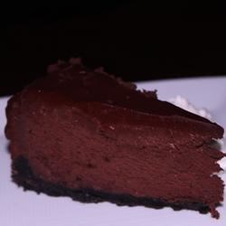 Photo of Chocolate Cheesecake II by Diane Young