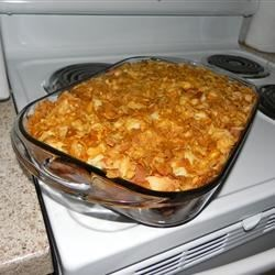 Ham and Cheese (Breakfast) Casserole