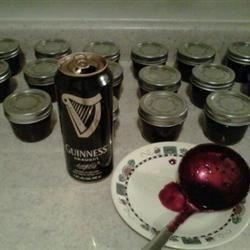 Blackyberry Guinness Nutmeg Jam