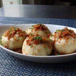 German Potato Dumplings (Kartoffelkloesse)