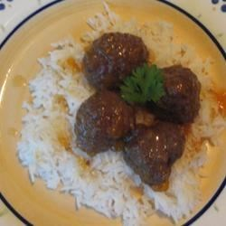 Hawaiian-Style Meatballs Recipe
