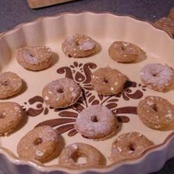 Jen's Microwave Doggie Donuts Recipe