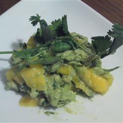 Photo of Spicy Mango Guacamole by Nancy