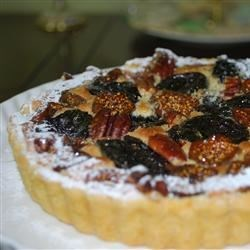 Bakery Fruit Tart Recipe