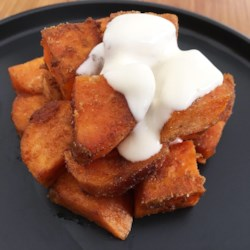 Cumin-Spiced Sweet Potatoes