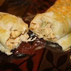Jalapeno Cream Cheese Chicken Enchiladas Recipe