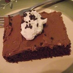Photo of Chocolate Texas Sheet Cake by Kristi Wells