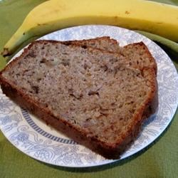 Banana Maple Nut Bread