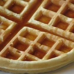 Emma's Belgian Waffles Recipe
