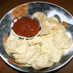 Fairly Fast Salsa Recipe