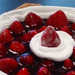 Fresh Strawberry Pie I Recipe