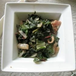 Simple Swiss Chard Recipe