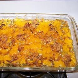 Jessica's Real Green Bean Casserole Recipe