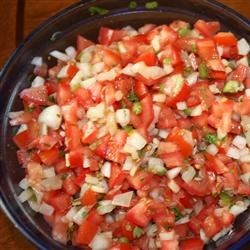 Photo of Smoky Pico de Gallo by Joel