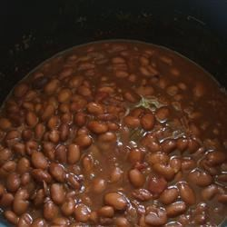 Hot as Hell Hickory Beans Recipe