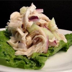 Simply Delicious Ranch Chicken Salad Recipe
