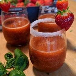 strawberry basil margarita printer friendly
