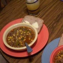 Pennsyltucky Pepper Stew Recipe