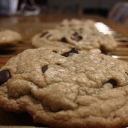 best big fat chewy chocolate chip cookie photos