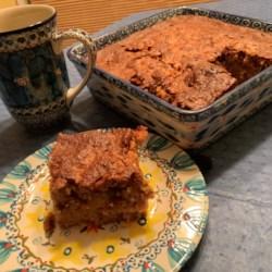 Pecan Pie Cake II