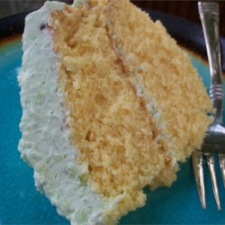 Green Cake Recipe