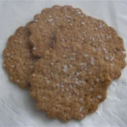 Photo of Whole Wheat Crackers by Fran