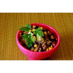 Southwestern Black Bean Stew Recipe